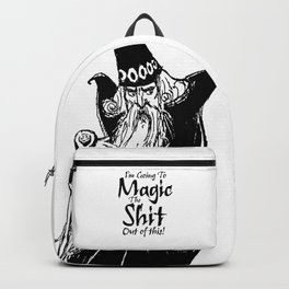 The Magic / When all else fails Backpack