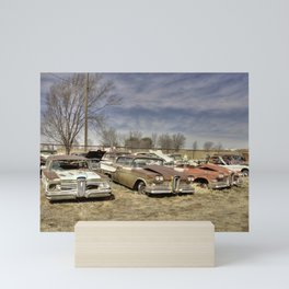 Shamrock Scrap Mini Art Print
