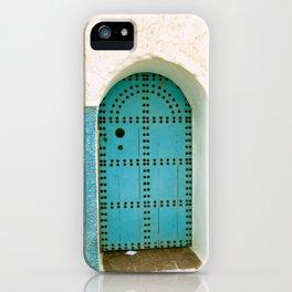Moroccan Door iPhone Case