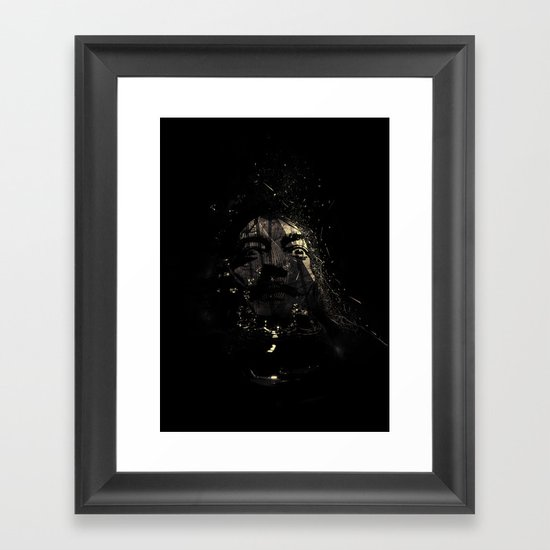 Salvador Framed Art Print