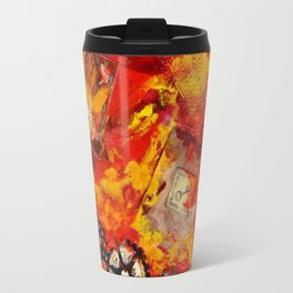 There is Nothing Left For You Back There Travel Mug