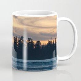 Coastal sunset, Tofino British Columbia Coffee Mug