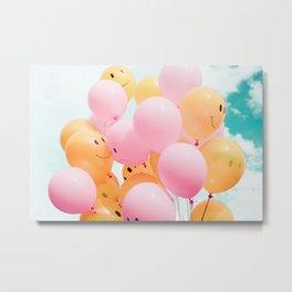 balloons #society6 #decor #buyart Metal Print