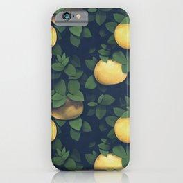 Bitter Gold iPhone Case