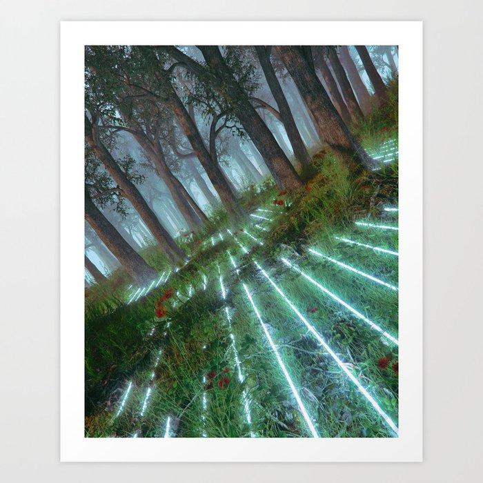 UNWRAPPED (everyday 08.29.16) Art Print