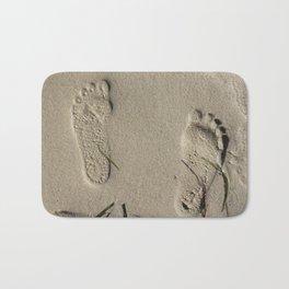 Footprints Bath Mat