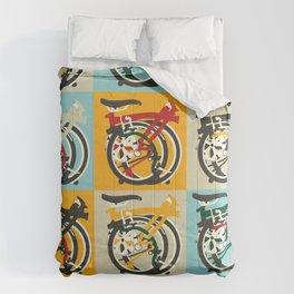 London Brompton Bicycle Comforters