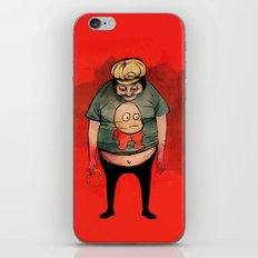 Ring Tosser of Marseille iPhone & iPod Skin