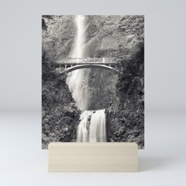 Multnomah Falls Mini Art Print