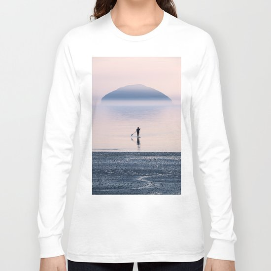 Heading to Blue Island Long Sleeve T-shirt