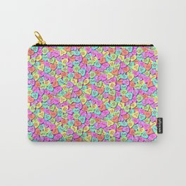 Fuck, I love conversation hearts. Carry-All Pouch