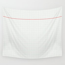 Paper Love - I Wall Tapestry