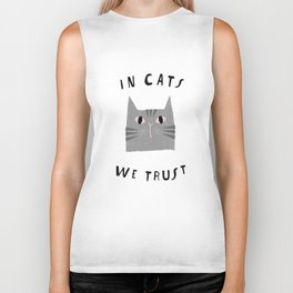 Catisfaction No. 3 Biker Tank