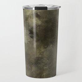 Abstract camouflage look Travel Mug