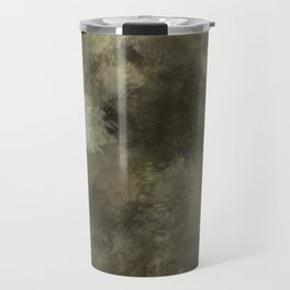 Abstract camouflage look Travel Mug
