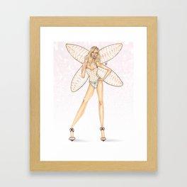 Karlie K - Dream Girls 2014 Framed Art Print