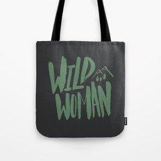 Wild Woman Tote Bag