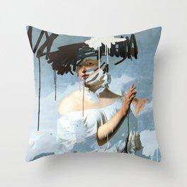 Harmony 5 Throw Pillow