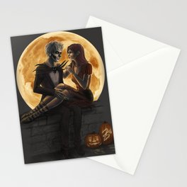 This Is Halloween Stationery Cards