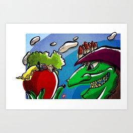 -Snow White- Art Print