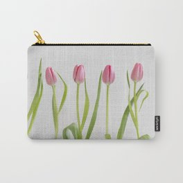 Rose tulips Carry-All Pouch