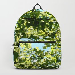 Nature and Greenery 8 Backpack