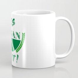 Yes Vegan Do It Coffee Mug
