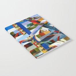 Michael (stripes 9) Notebook