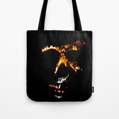 Death Charmer Tote Bag