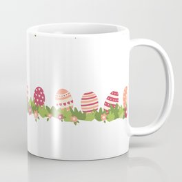 Easter Egg Stripes Coffee Mug