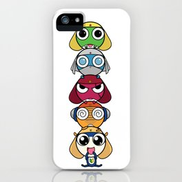 Leap Frogs in Space!! iPhone Case