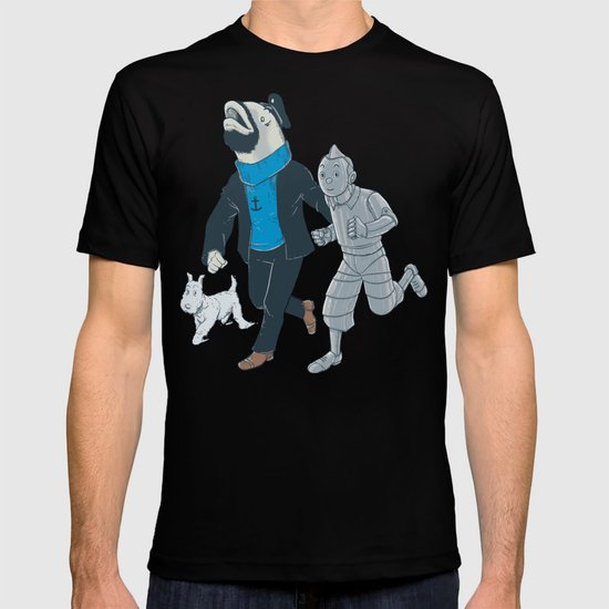 The Literal Adventures of... T-shirt