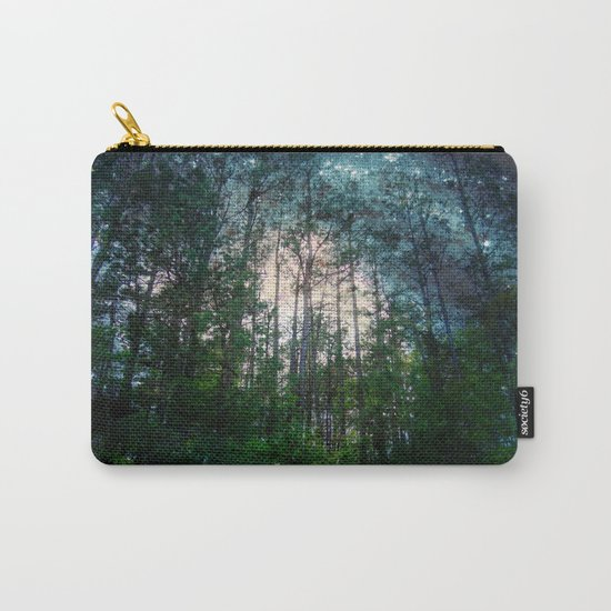 Mystic Forest Carry-All Pouch