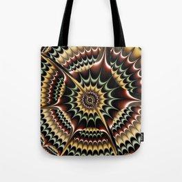Desert Starburst Tote Bag