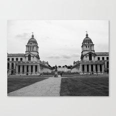 Greenwich Maritime Museum, London Canvas Print