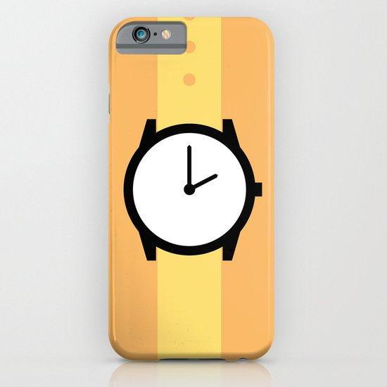 #87 Watch iPhone & iPod Case