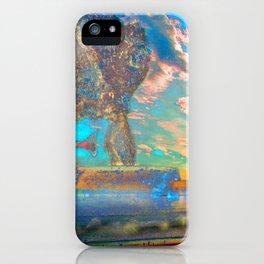 Aqua Play iPhone Case