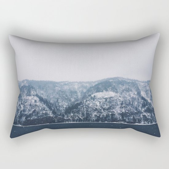 Winter is coming Rectangular Pillow