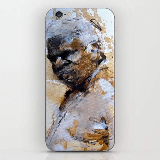 Sammy iPhone & iPod Skin