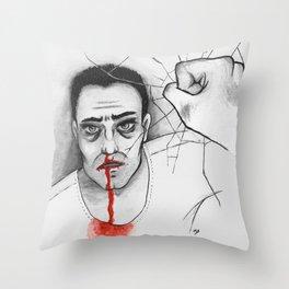 Bernat Throw Pillow