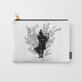 Flower of Scotland Carry-All Pouch
