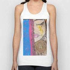 Tears of Gold Unisex Tank Top