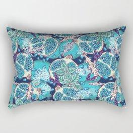 frozen wonderland Rectangular Pillow