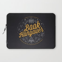 Book hangover Laptop Sleeve