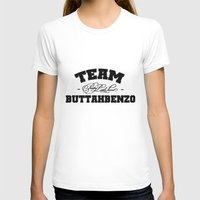 pretty little liars T-shirts featuring Team Buttahbenzo - Pretty Little Liars (PLL) by swiftstore