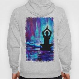 Namaste Yoga Painting Hoody
