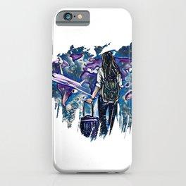 Midnight Traveler  iPhone Case