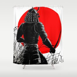 The way of warrior Shower Curtain