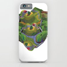Green Brain iPhone 6s Slim Case