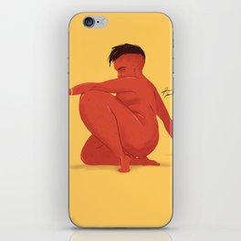 WOMAN69 iPhone Skin